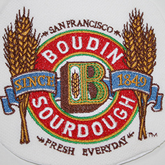 San Francisco, Boudin SourDough, Since 1849, Fresh EveryDay