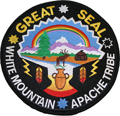 Great Seal, White Mountain Apache Tribe